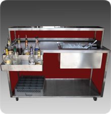Portable Beverage Bar